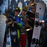 Pitztal Wildface 2012 - Die Tagessieger