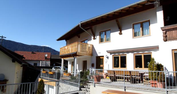 Sonnenterrasse Haus Kirschner