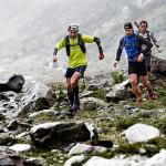 Trail Running - 3 Läufer