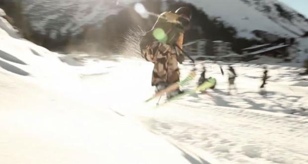 Audi-quattro-Ski-Challenge in Mandarfen im hinteren Pitztal
