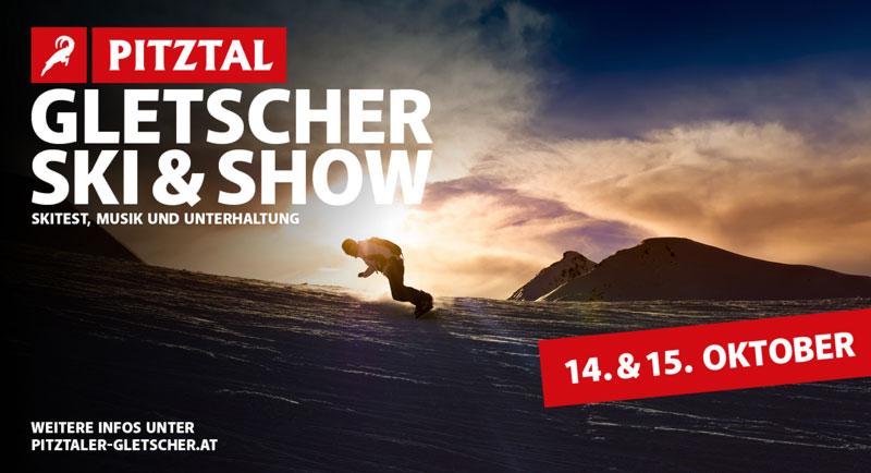 Pitztaler Gletscher Ski & Show 2017