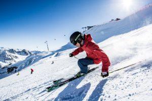 Skifahren Pitztal Gletscher 3.440