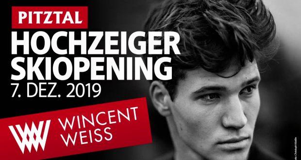 Wincent Weiss - Ski Opening Hochzeiger 2019