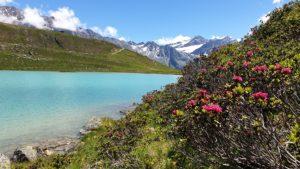 Rifflsee - Der größte See der Ötztaler Alpen